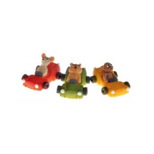 Auto COMIC (3 druhy) - baleno v sáčku - marcipánová figurka - marcipán