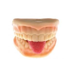 Zuby - marcipánová figurka - marcipán
