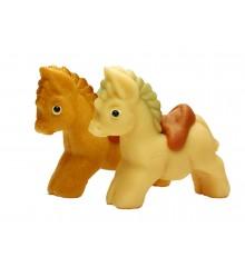 Koník – baleno v sáčku - marcipánová figurka - pravý marcipán z mandlí