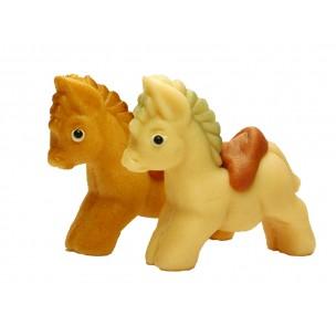 Koník – baleno v sáčku - marcipánová figurka - marcipán