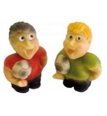 Fotbalista, 2 druhy – baleno v sáčku - marcipánová figurka