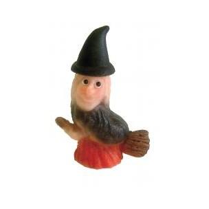 Čarodějnice – baleno v sáčku - marcipán