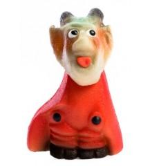 Čert – baleno v sáčku - marcipánová figurka - pravý marcipán z mandlí