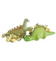 Dinosaurus, 2 druhy – baleno v sáčku - marcipánová figurka
