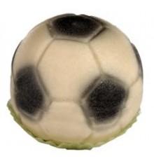 Fotbalový míč – baleno ve smršťovací folii - marcipánová figurka