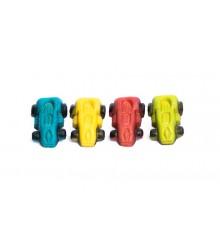 Sportovní autíčka - pravý marcipán z mandlí