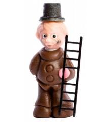 Kominík Charlie – baleno v sáčku - marcipánová figurka - pravý marcipán z mandlí