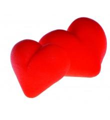 Srdce - marcipánová figurka - baleno v sáčku - pravý marcipán z mandlí