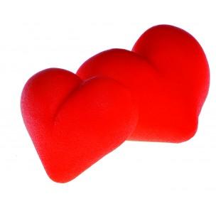 Srdce - marcipánová figurka - baleno v sáčku - marcipán