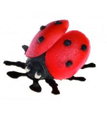 Letící beruška - marcipánová figurka - baleno v sáčku