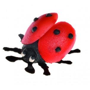 Letící beruška - marcipánová figurka - baleno v sáčku - marcipán