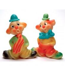 Klauni, 2 druhy - marcipánová figurka - baleno v sáčku