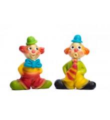 Klauni, 2 druhy - marcipánová figurka - baleno v sáčku - pravý marcipán z mandlí