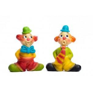 Klauni, 2 druhy - marcipánová figurka - baleno v sáčku - marcipán