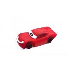 Závodní auto - marcipán