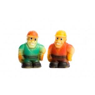 Montér - marcipánová figurka - baleno v sáčku - marcipán