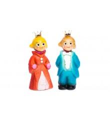 Princ a princezna - marcipánová figurka - baleno v sáčku - marcipán