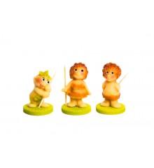 Pračlovíček - marcipánová figurka - baleno v sáčku - pravý marcipán z mandlí