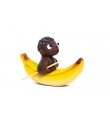 Bušman - marcipánová figurka - baleno v sáčku - pravý marcipán z mandlí