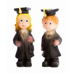Studenti - marcipánová figurka - baleno v sáčku - marcipán