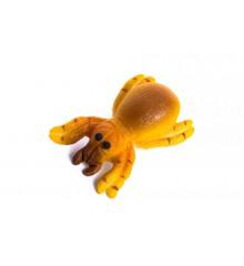 Pavouk, 2 barvy - baleno v sáčku - marcipánové figurky - pravý marcipán z mandlí
