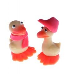 Husa Ed a Eda – baleno v sáčku - marcipánová figurka - pravý marcipán z mandlí