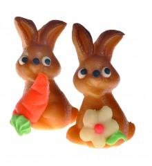 Zaječí děti, 2 druhy – baleno v sáčku - marcipánová figurka - marcipán