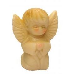 Anděl Evi – baleno v sáčku - marcipánová figurka - pravý marcipán z mandlí
