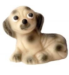 Dalmatin – baleno v sáčku - marcipánová figurka - pravý marcipán z mandlí
