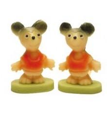 Mickey Mouse – baleno v sáčku- marcipánová figurka - pravý marcipán z mandlí