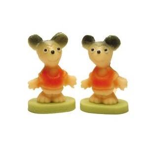 Mickey Mouse – baleno v sáčku- marcipánová figurka - marcipán