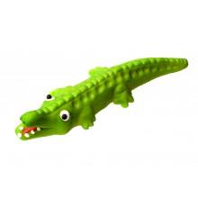 Krokodýl – baleno v sáčku - marcipánová figurka - pravý marcipán z mandlí