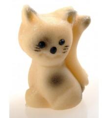 Malá zvířátka – kočička - baleno v sáčku - pravý marcipán z mandlí