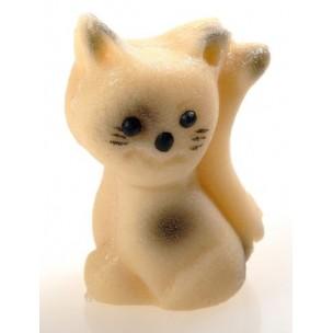 Malá zvířátka – kočička - baleno v sáčku - marcipán